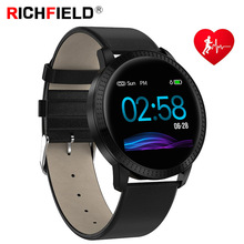 CF18 Smart Bracelet IP67 Waterproof Fitness Tracker Band Dynamic Heart Rate Sleep Monitor Health Wristband Watch Men