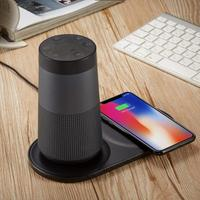 2 in 1 Fast Charging Cradle Dock Wireless Charger for Bose SoundLink Revolve Fast Charging Cradle Dock Wireless