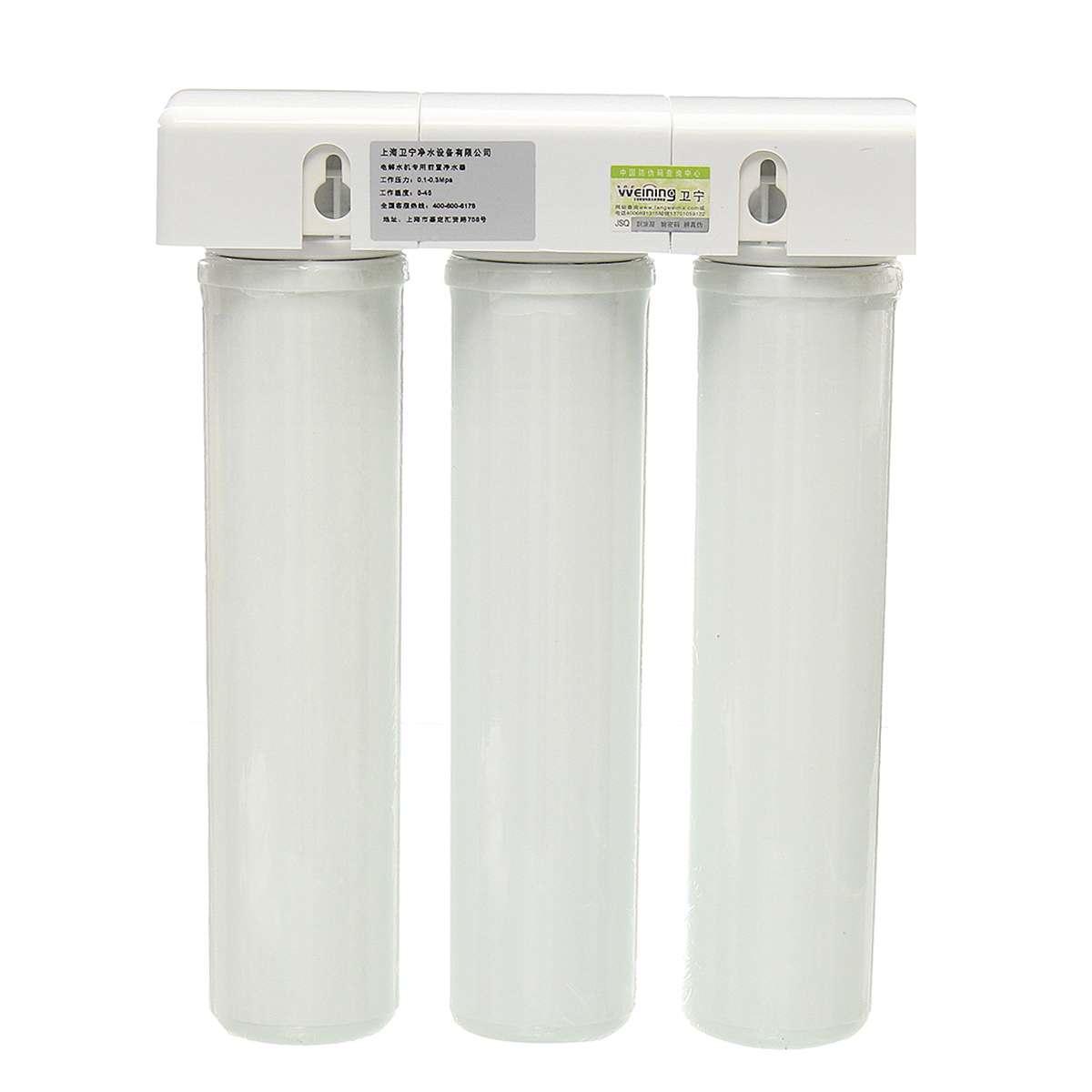 Machine d'épurateur d'ioniseur d'eau filtre acide alcalin contrôle tactile d'affichage à cristaux liquides - 3