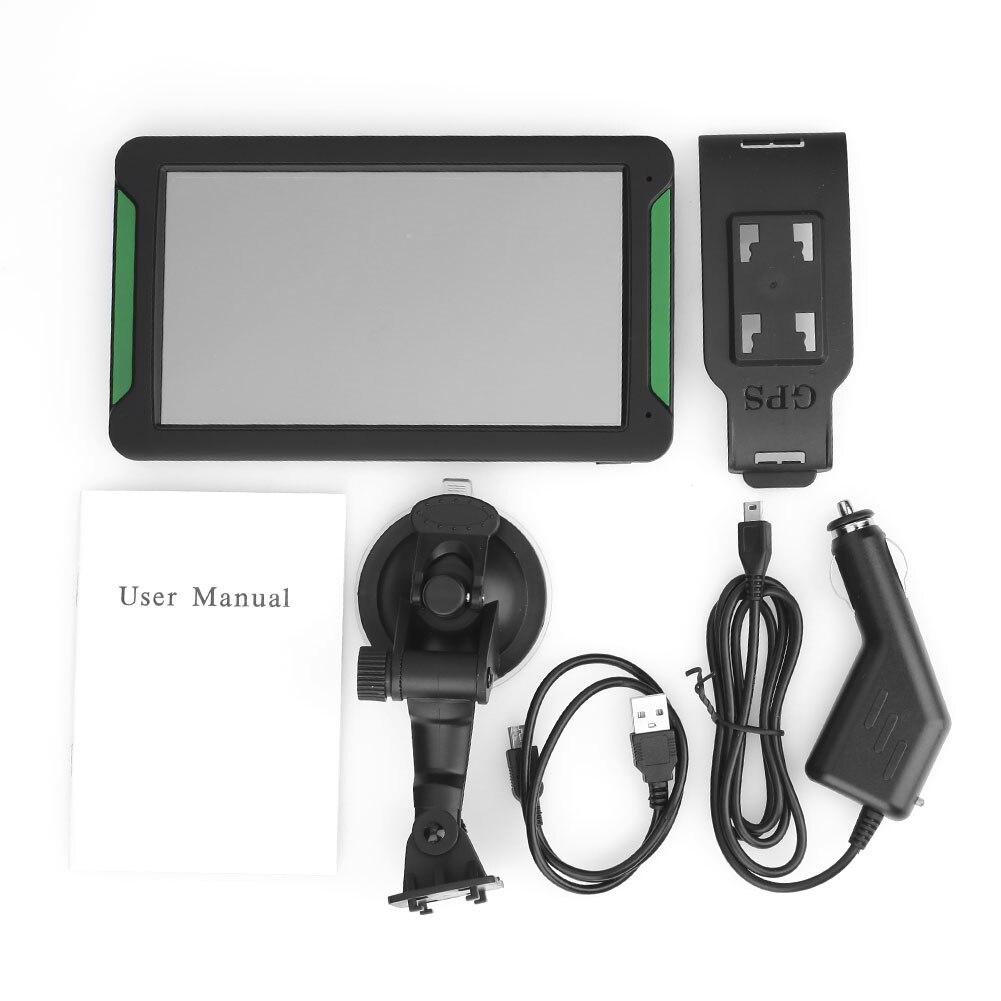 Vehemo 8 дюймов система навигации транспортного средства датчики автомобильный навигатор карта gps навигатор для универсальной фотографии электронный альбом