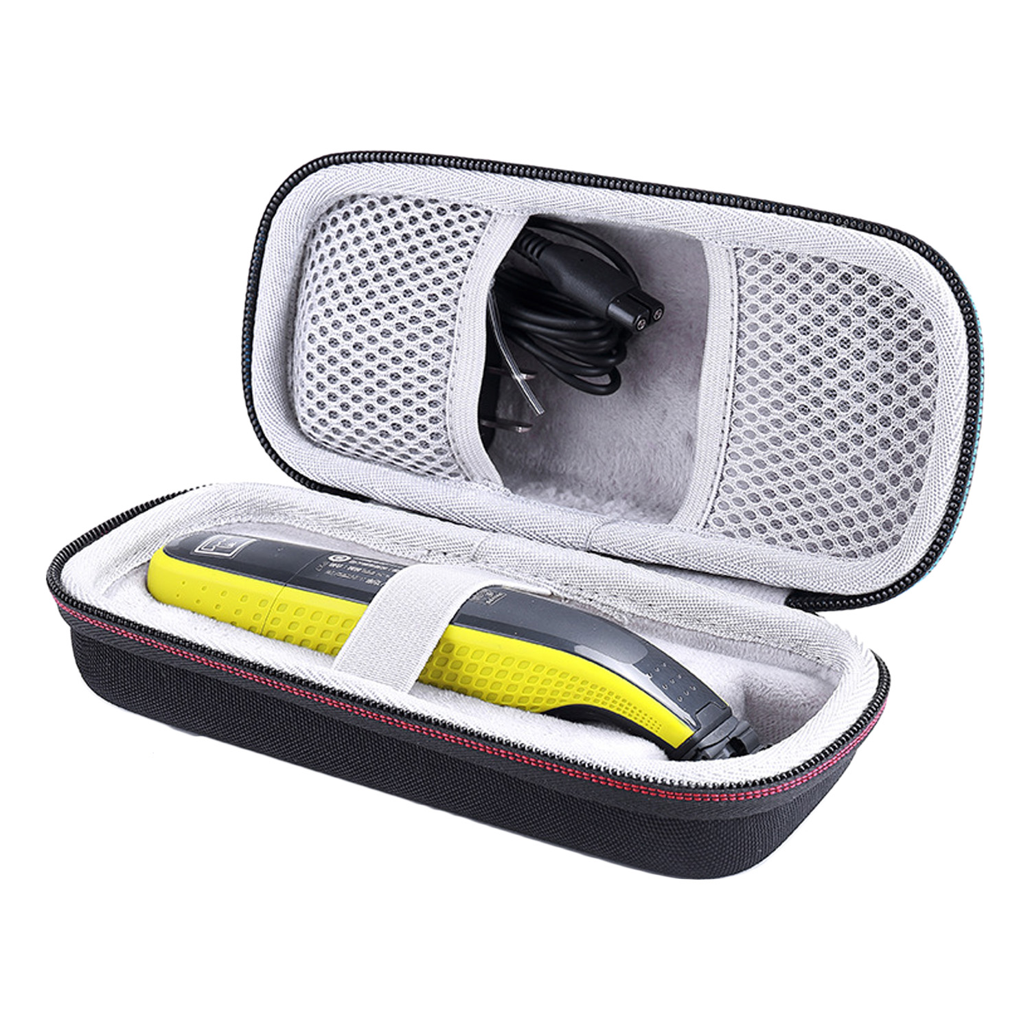 Waterproof Shockproof EVA Hard Shell Protective Storage Carrying Case Bag For Philips OneBlade QP2530 2520 Electric Shaver Razor