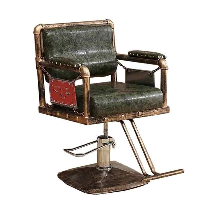 Косметическая мебель для волос Barbero Stuhl Barberia Cadeira De Cabeleireiro Mueble Salon Silla Barbearia парикмахерское кресло