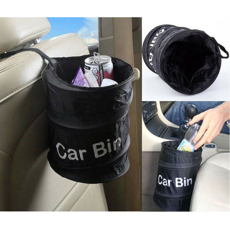 Baost 40Pcs Auto Small Trash Bag Waste Basket Liners Hearts Printed Disposable Vehicle Car Garbage Rubbish Bags Mini Disposable Auto Car Litter Organizer Rubbish Bags Red