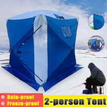Waterproof Ice Fishing Tent for 2 People