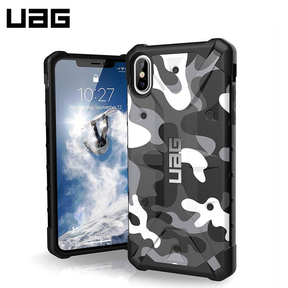 Фото - Mobile Phone Bags & Cases UAG 111107114060  XS MAX  case bag 360 degree round finger ring mobile phone smartphone stand holder