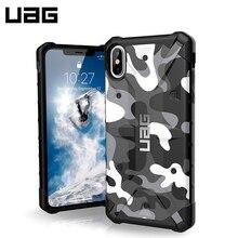 Защитный чехол UAG для iPhone XS Max серия Pathfinder цвет Белый камуфляж/111107114060/32/4