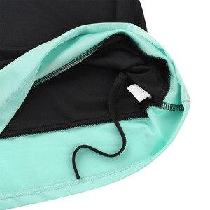 Image 5 - Crianças Meninas Mangas Compridas Querida Impresso Cobertura Completa Conservador Burkini Hijab Muçulmano Meninas Kid Swimwear Swimsuit com Calças