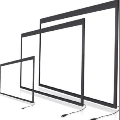 Il trasporto Libero 10 pz 21.5 pollici di tocco di IR dello schermo di Trasporto Libero Dallo SME con vetro