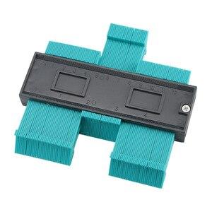 Image 5 - Jauge de Duplication de Contour en plastique 5 pouces copie formes irrégulières pour un ajustement parfait