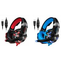 ONIKUMA K2A Wired Gaming Headset Stereo Headphones with Mic LED for PC PS4 This Gaming Headset volume very loud or soft