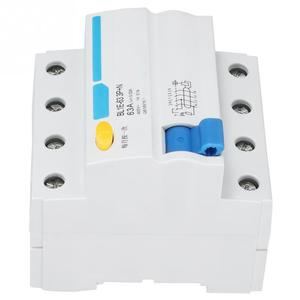 Image 4 - Disjoncteur de courant résiduel, BL1E 63 3P + N 63A RCCB, protection contre les fuites électriques, 230V 30ma