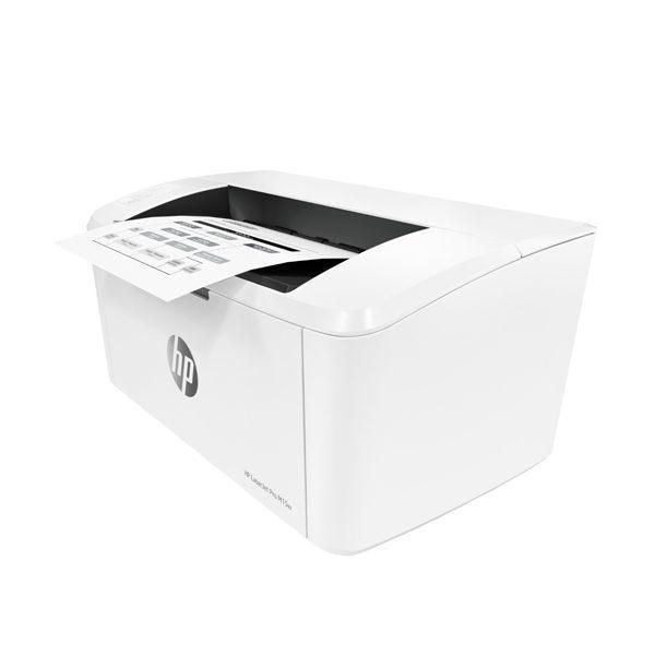 Printer HP Laserjet Pro M15w WiFi USB 18ppm 600ppp Tray 150 Leaves Toner Cf244a