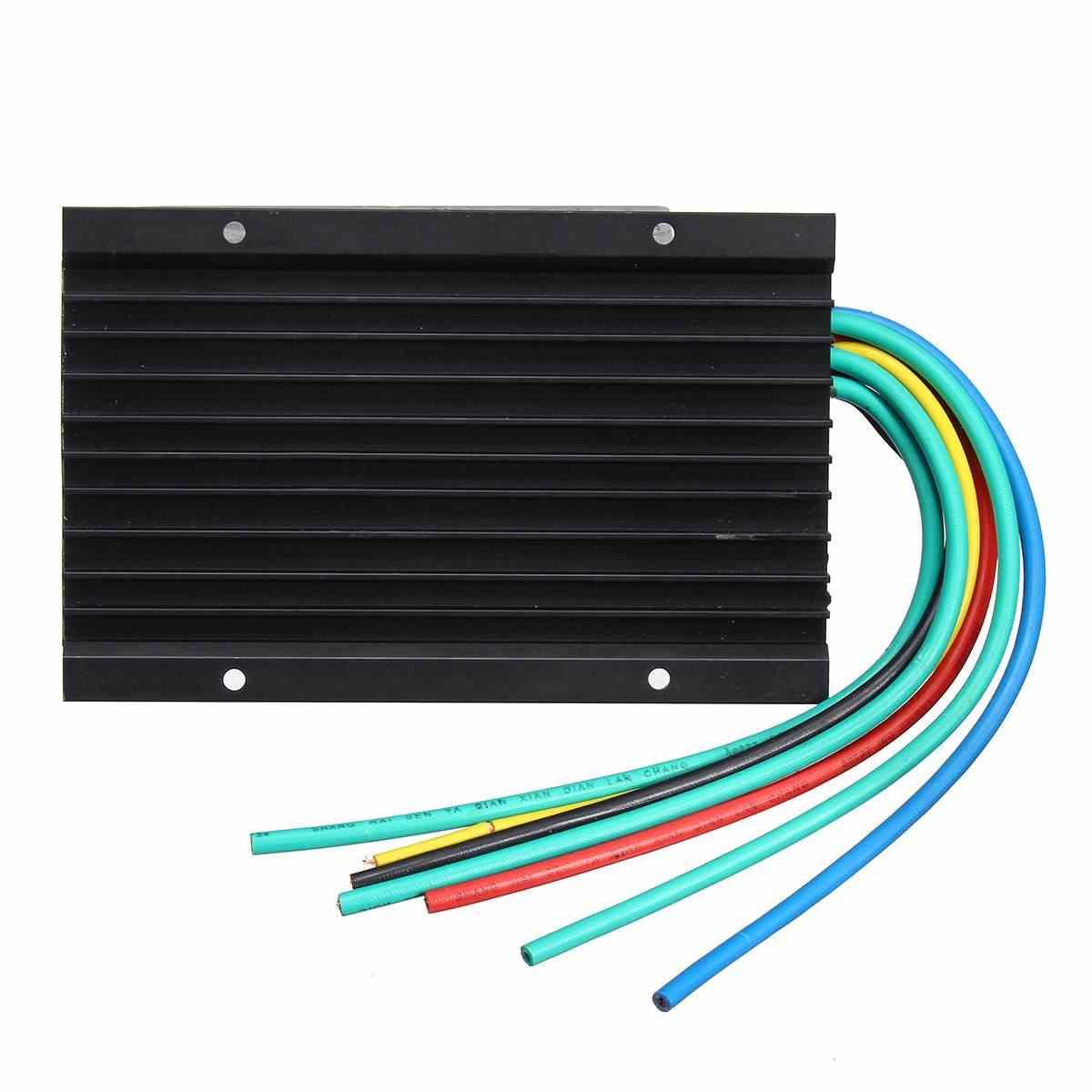 12 В/24 В 30A 500 Вт/1000 Вт непромокаемые ветровой Солнечный контроллер генератор заряда 400 Вт/800 Вт ветер и свет гибридный регулятор контроллер