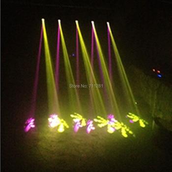 Moving Head Led Iluminação De Palco 10 W Gobo Luz Profissional Dmx512 Para Disco Dj Música Festa Ktv Luzes Discoteca