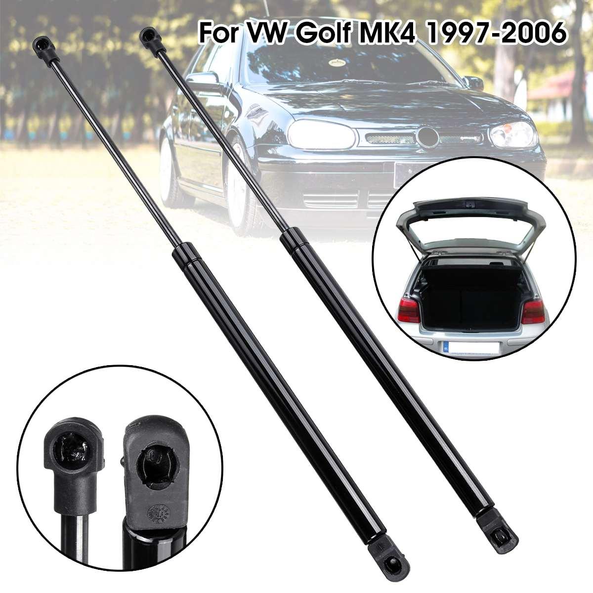 1Pair Rear Trunk Tail Lift Supports Gas Strut Rod Arm Shocks Strut Bars Damper For VW Golf MK4 1997 - 2006 Estate 1J6827550