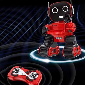 Image 3 - Cute Remote Control Intelligent Robot Toy Voice Activated Interactive Recording Sing Dance Storytelling RC Robot Toy Kids Gift