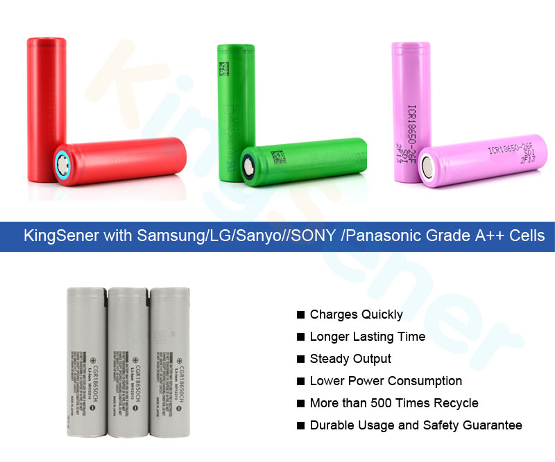 KingSener BTY-L77 batería para portátil MSI GT72 2QD GT72S 6QF GT80 2QE GT80S WT72 MS-1781 MS-1783 2PE-022CN 2QD-1019XCN 2QD-292XCN - 4