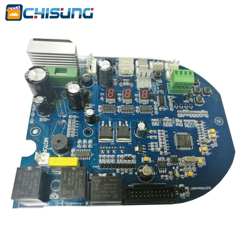 Automatic Tripod Turnstile Control Board