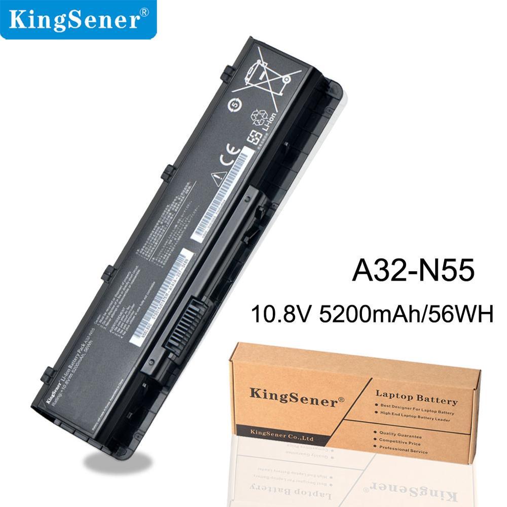 KingSener 10.8 v 56WH Batterie D'ordinateur Portable A32-N55 Pour ASUS N45 N45SF N55E N75S N45E N45SJ N55S N75SF N45F N45SL N55SF n75SJ N45J