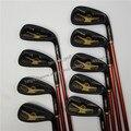 Набор мужских гольф-клубов maruman Majesty Prestigio 9  набор утюгов для гольфа с 5-910 PAS  графитовые клюшки для гольфа  бесплатная доставка