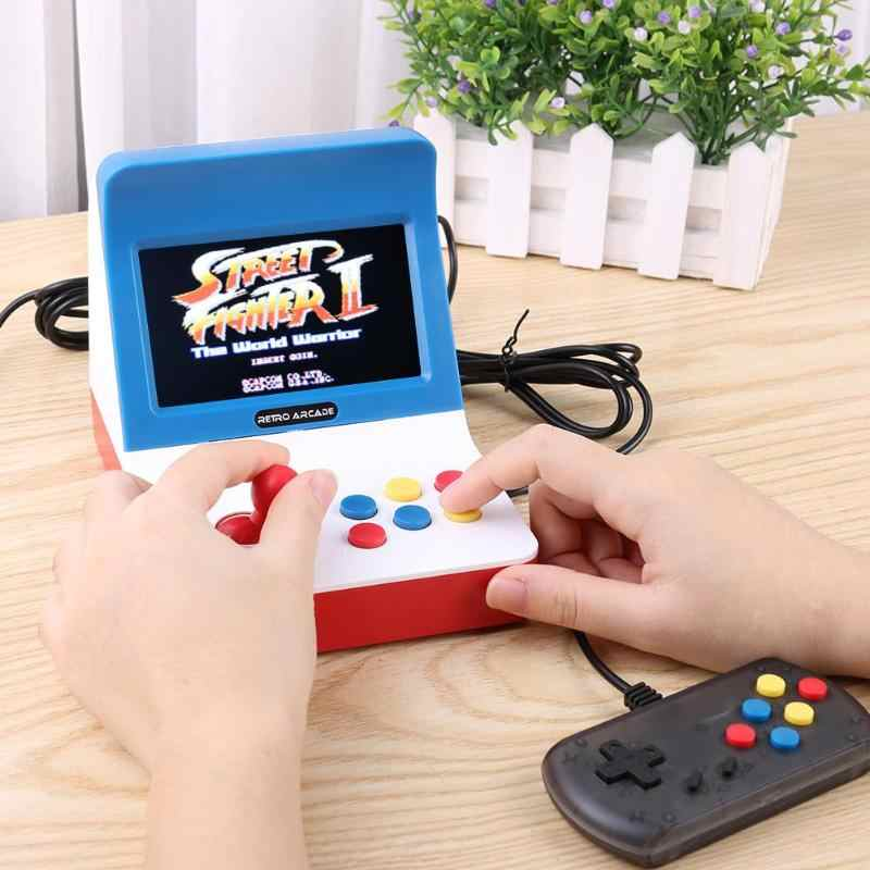 Retro Game Console A8 Gaming Machine Built-in 3000 Games Gamepad for Arcade