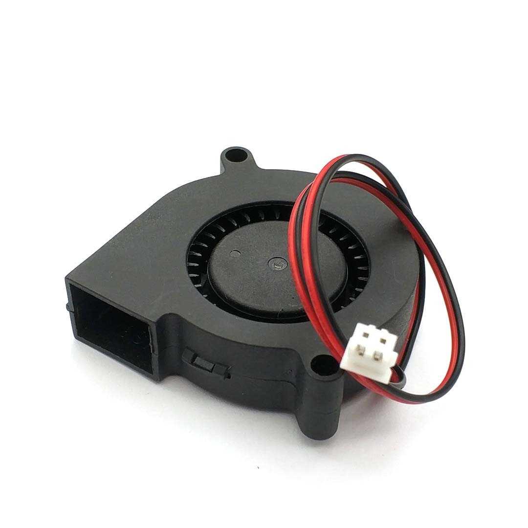 A8 A6 5015 воздуходувка 5 в 12 В 24 в ультра-тихий масляный подшипник около 5000 об./мин турбо маленький вентилятор для 3d принтера
