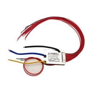 Image 5 - Bms 13s 30a с выключателем, напряжение зарядки 54,6 в, литиевый аккумулятор bms pcm 30a