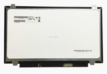 Envío Gratis B140HAK01.1 B140HAK01.0 B140HAK01 pantalla táctil lcd para ordenador portátil de 14,0 pulgadas 1920*1080 EDP 40 pines con función táctil