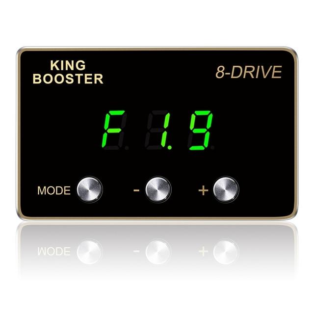 Pedalbox Pivot e-throttle controller for BMW E39 E46 E53 E60 E61 E63 E84 E89 E90 E87 E91 E92 E93