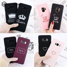 Lovebay Hard Couple Cases Cover for Samsung