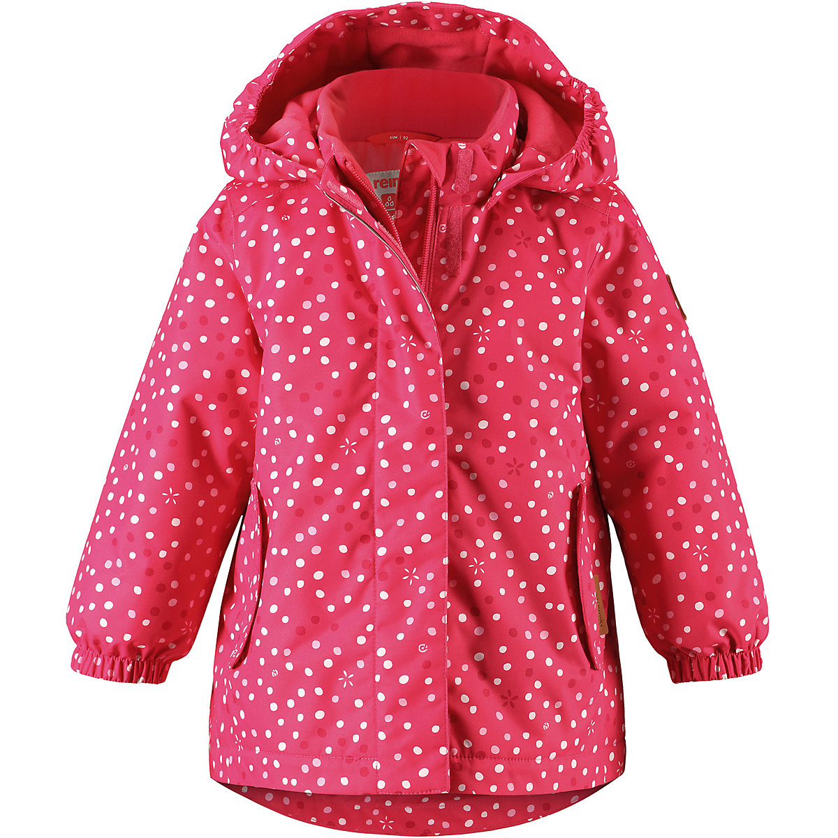 REIMA Jackets & Coats 8637128 for girls baby clothing winter warm boy girl jacket Polyester icebear 2018 fashion winter jacket men s brand clothing jacket high quality thick warm men winter coat down jacket 17md811