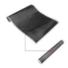 Автомобильная Наклейка 3D Передняя Задняя Солнцезащитная полоса козырек лобовое стекло декор ПВХ прочный