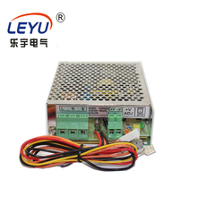 Резервная батарея CE одобренный SCP-50-12 dc 12v Одиночный выход питания SMPS с функцией UPS