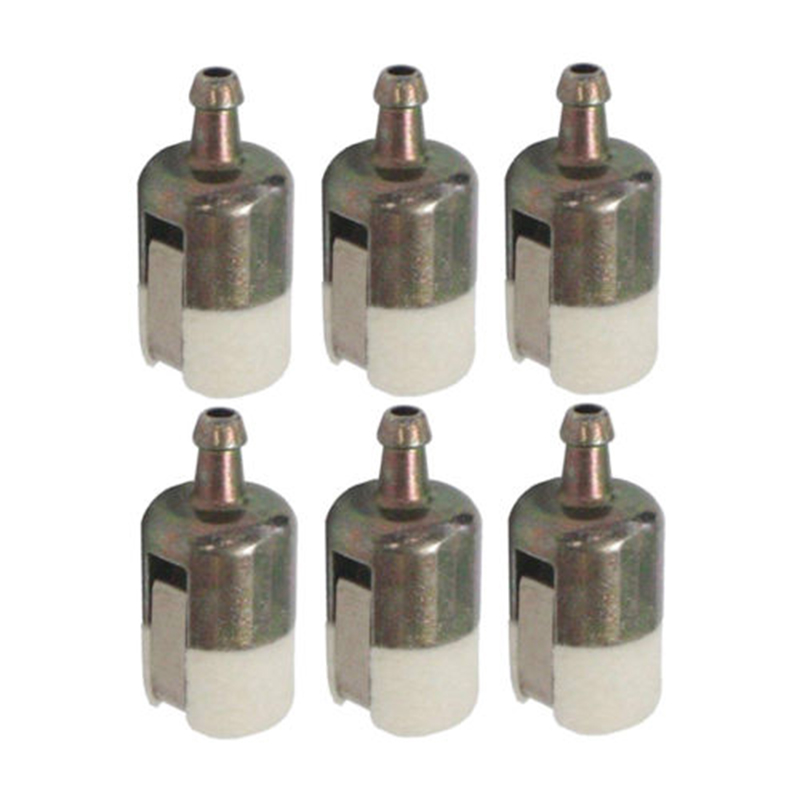 6 Piece Fuel Filter For Echo 13120507320 Chainsaw Brushcutter Blower 125-527 Top