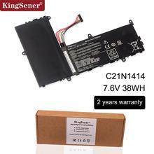 Genuine Original New C21N1414 Battery For ASUS EeeBook X205T X205TA Series C21N1414 7.6V 38WH Free 2 Years Warranty 3 years warranty 100%new and original ad189a ab423 69001 300g 10k scsi hp9000