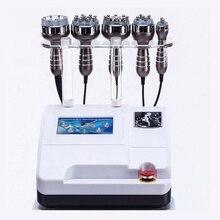 2019 newest 5 in 1 Cavitation+RF+Vacuum/ RF 40K Cavitation Vacuum Lipolaser Slimming body weight loss Machine