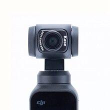 Kase Магнитный 18 мм широкоугольный FPV/Объектив Аксессуары для DJI Osmo Карманная камера