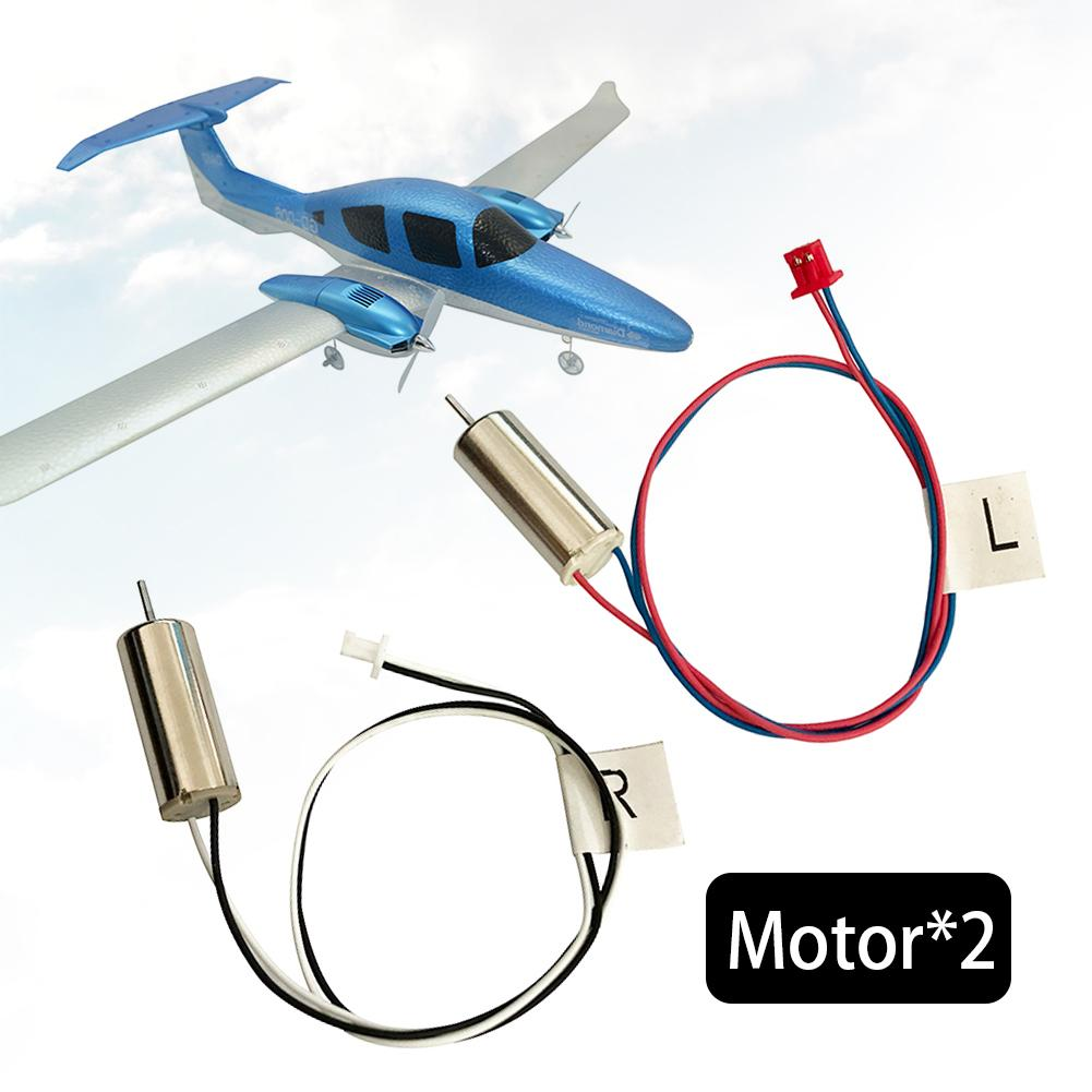 2PCS Motor For GD006 EPP RC Aircraft Accessories