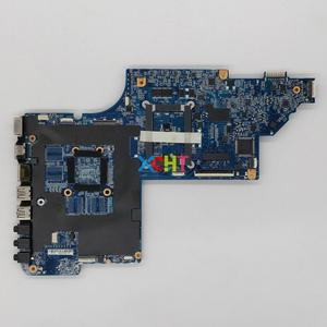 Image 2 - 665993 001 аккумулятор большой емкости HM65 для струйного принтера HP Pavilion DV7 DV7 6B DV7 6C серии DV7T 6C00 ноутбук материнская плата тестирование