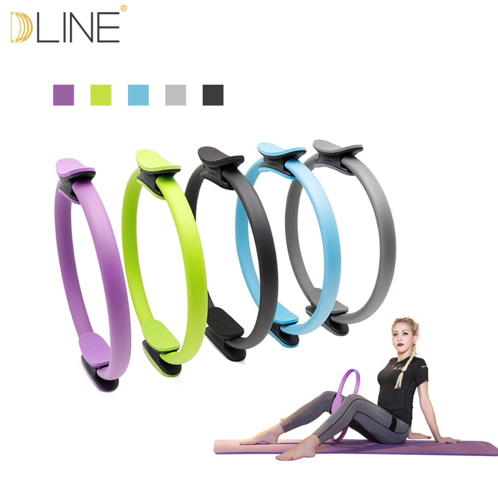 bf86e8c1b Kit Círculo Mágico Anel de Yoga Pilates para o Exercício Do Músculo  Músculos Do Corpo Yoga