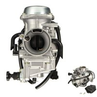 Motorcycle Fuel Tank Carburetor for HONDA For TRX 300/TRX 300FW/TRX300 400 450 FOURTRAX for Kawasaki ATV KLF300 1988 2000