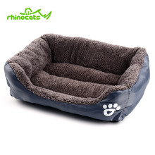 Pet Bed For Cat Dogs Soft Warm Basket Cushion Sofa Pad House for Chihuahua Hamsters Cat Kitten Small Medium Large Dogs Puppy Bed