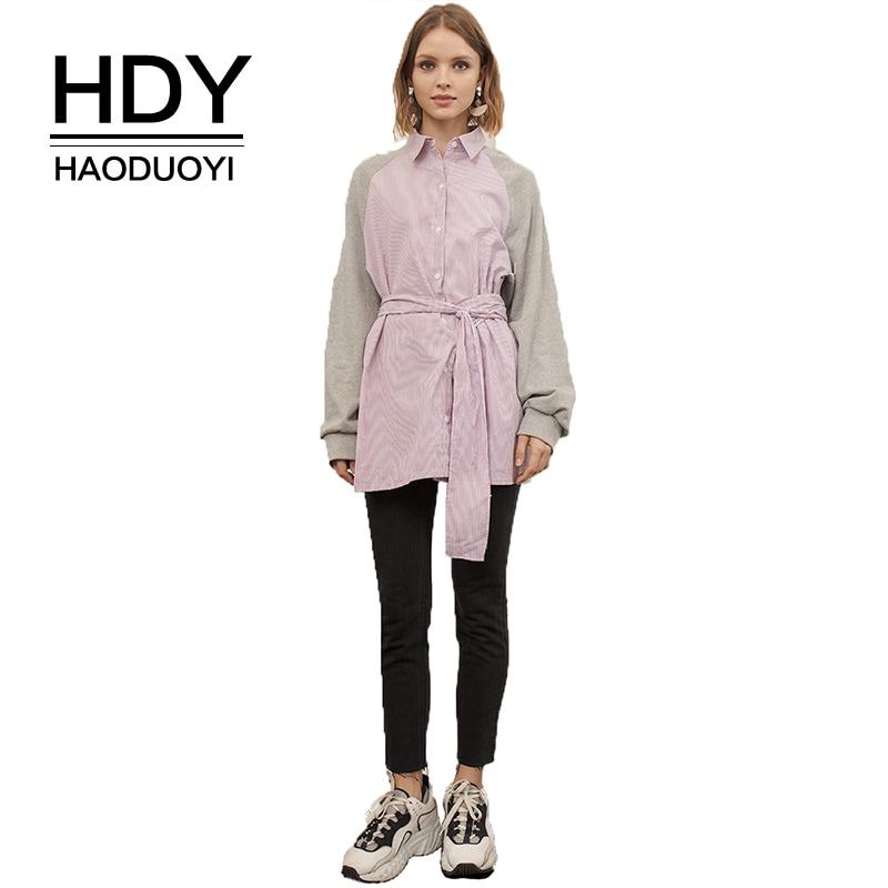 Chemise Manches Haoduoyi Réception Revers Pour Dhy Taille Chandail breasted De Single Style Longues Personnalisé À Multi Sangle La Banlieue HqwOwZd