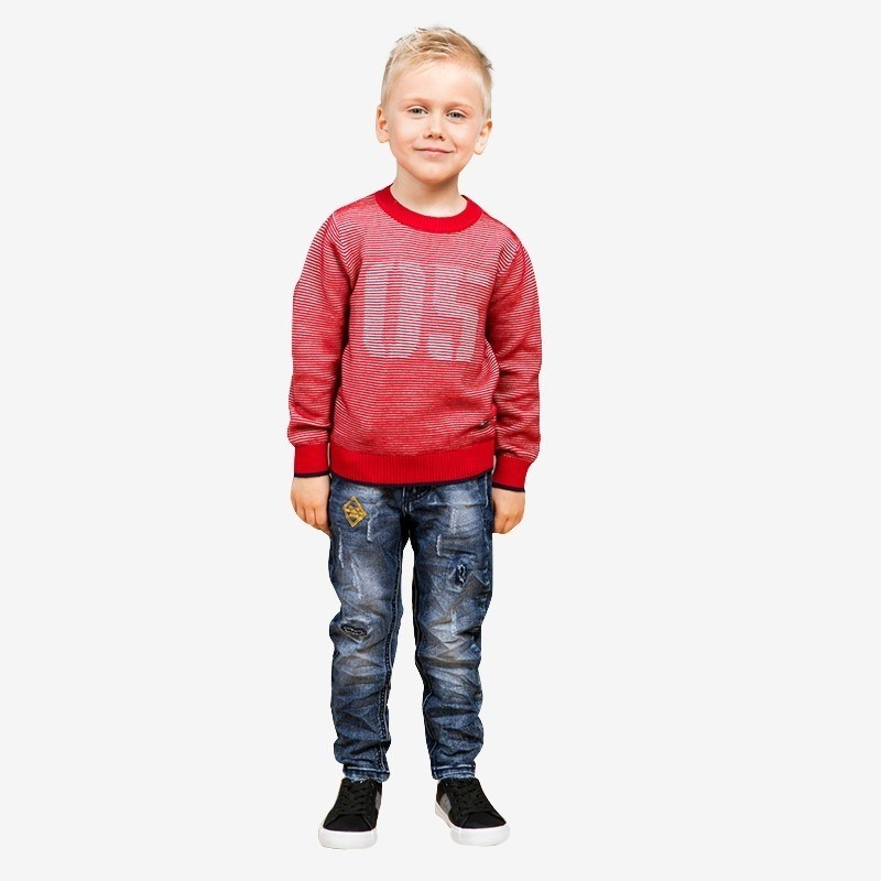 Sweaters Sweet Berry Knitted Sweater for boys children clothing kids clothes luxart краска акриловая luxshine цвет белый 80 мл