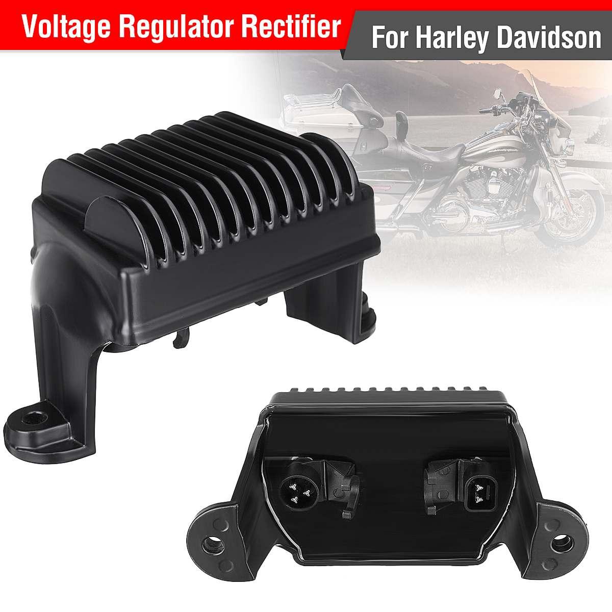 5 Pin Напряжение Регулятор выпрямителя Для Harley Davidson Touring 2009 2010 2011 2012 2013 2014 74505-09