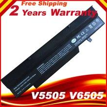 Laptop batarya için Fujitsu için Siemens Esprimo Cep V5505 V5545 V6505 V6535 V6545 V5545