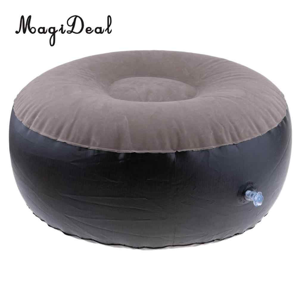 Inflatable Chair Stool Cover For Chaise Lounge Detail Feedback Questions About Bean Bag Sofa Adults Teens And Kids Indoor Outdoor