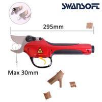 SWANSOF обход садовые ножницы для сада ножницы Электрический секатор WS P-1 (CE, FCC сертификат)