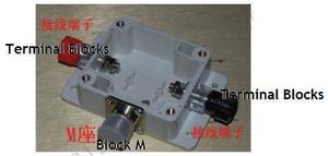Image 2 - DYKB HAM Equipment,1 30Mhz Shortwave Radio Balun diy kits NXO 100 Magnetic Balance unbalanced conversion