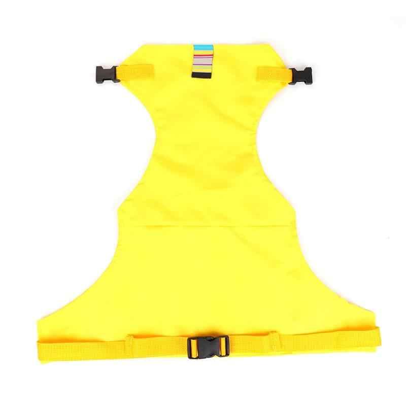 Asiento elevador para bebé Silla de comedor cinturón de seguridad asiento portátil para bebé Silla de almuerzo asiento elástico